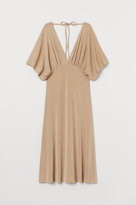 H&M Kaftan Dress - Beige