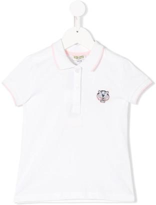 Kenzo Kids Branded Polo Shirt