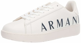 Armani Exchange A|X Men's Low Top Lace Up Sneaker