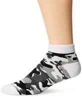 K. Bell Socks Men's Sports Camo Low Cut Sock