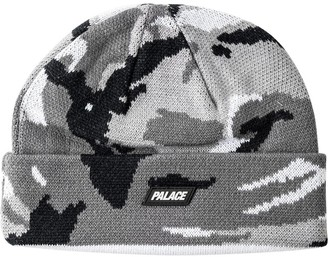 Palace P-Surgent knitted beanie