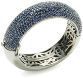 Rina Limor Fine Jewelry Blue Sapphire Bangle Bracelet