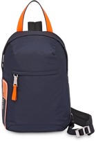 Prada nylon one shoulder backpack