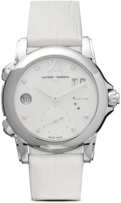 Ulysse Nardin Classic Dual Time Lady 37mm