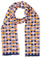 Louis Vuitton Sheer Printed Stole