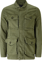 Denham V65 Jacket Tsc, Legion Green