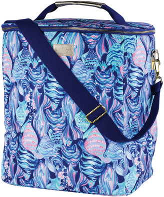 Lilly Pulitzer Scale Up Insulated Wine Carrier