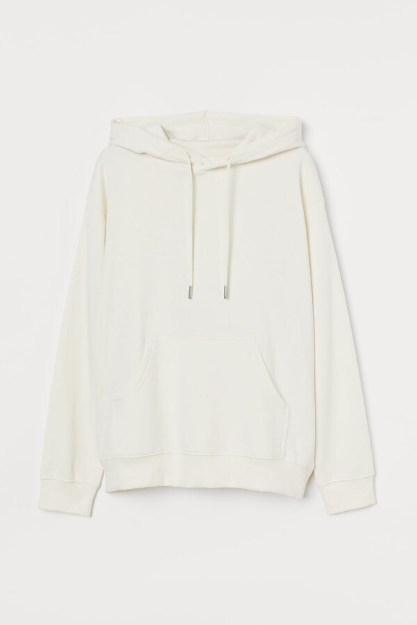 Thumbnail for your product : H&M Hoodie - White