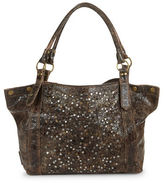 Frye Debra Leather Shoulder Bag