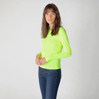 J Brand Josephine Long Sleeve Crew Neck Sweater