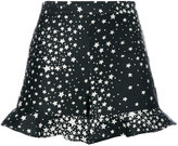 RED Valentino stars print shorts - women - Polyester - 38