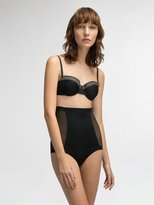 DKNY Mesh Litewear High Waist Brief