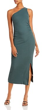LnA Ariel One Shoulder Dress