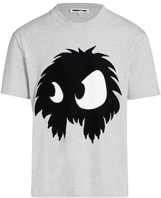 McQ Monster Dropped Shoulder T-Shirt