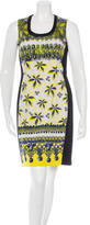 Prabal Gurung Printed Sleeveless Dress