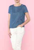 FRNCH Denim Darling Shirt