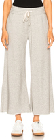 Mother Lounge Roller Crop Fray Pant