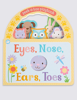 Marks and Spencer Little Learners Eyes, Nose, Ears, Toes