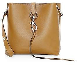 Rebecca Minkoff Women's Small Megan Leather Feed Bag