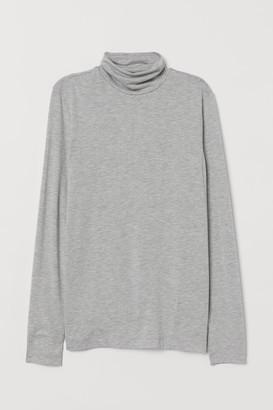 H&M Turtleneck Top - Gray