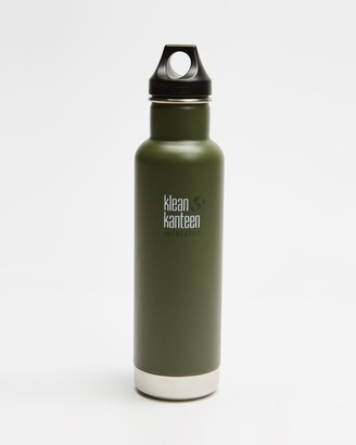 Klean Kanteen Green Water bottles - 20oz Insulated Classic Loop Bottle - Size One Size at The Iconic