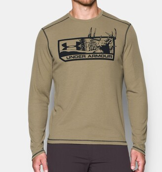 Under Armour Men's ColdGear Infrared Whitetail Pill Long Sleeve