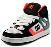 DC Rebound Se Youth Us 12.5 Multi Color Skate Shoe.