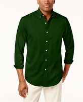 Club Room Men's Adams Solid Shirt, Created for Macy's