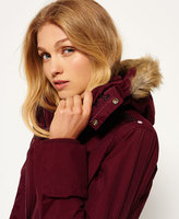 Superdry Hooded Fur Sherpa Wind Attacker Jacket