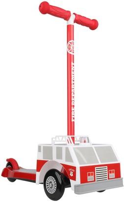 VIVITAR Fire Truck Scooter