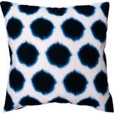 Kim Salmela Thea 20x20 Pillow - Black/Blue