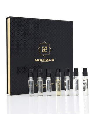 Montale Fruits & Vanillas Discovery Collection, 7 x 0.1 oz./ 2 mL