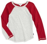 Splendid Toddler Boy's Slub Knit T-Shirt