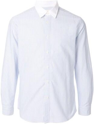 Kent & Curwen Contrast Collar Shirt