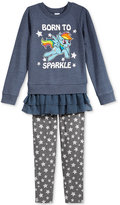 My Little Pony 2-Pc. Tunic & Leggings Set, Toddler Girls (2T-5T) & Little Girls (2-6X)
