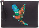 Vince Camuto Maro Parrot Medium Clutch