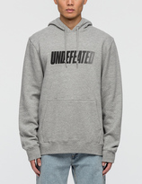 Undefeated Speed Tone Hoodie