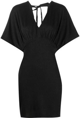 Liu Jo Viscose Dress with V-neck