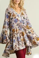 Umgee USA Floral Aroma Dress