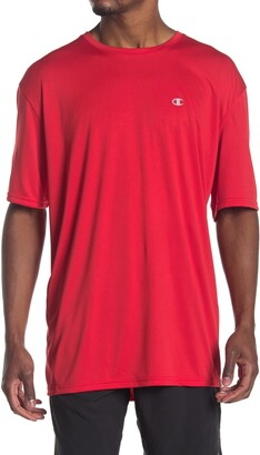 Champion Double Dry Crew Neck T-Shirt
