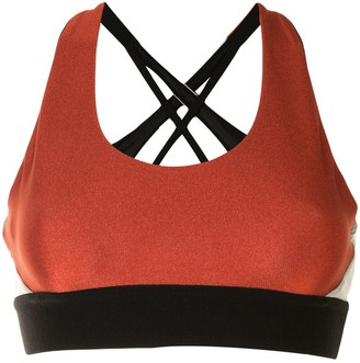 Koral Two-Tone Performance Top
