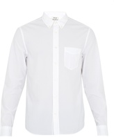 Acne Studios Isherwood Pop cotton-poplin shirt