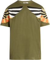 Givenchy Columbian-fit wing-print cotton T-shirt