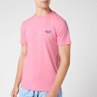 Superdry Men's Orange Label T-Shirt
