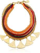 Ben-Amun Jewelry color Woven-Cord Pendant Necklace