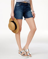 Joe's Jeans Ex-Lover Cotton Cutoff Shorts