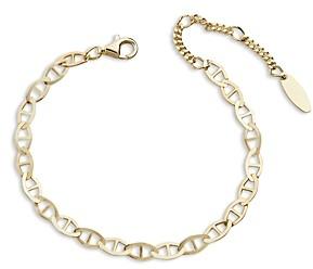 BaubleBar 14K Gold Plated Mariner Link Bracelet