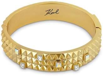 Karl Lagerfeld Paris Pyramid Cuff Bracelet
