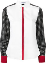 GUILD PRIME dotted print shirt - women - Polyester - 34