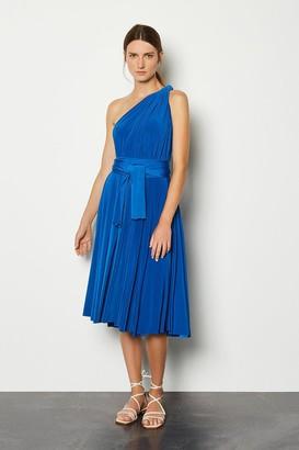 Karen Millen Multiway Jersey Midi Dress